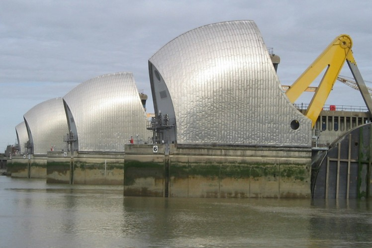 The Thames Barrier (1)